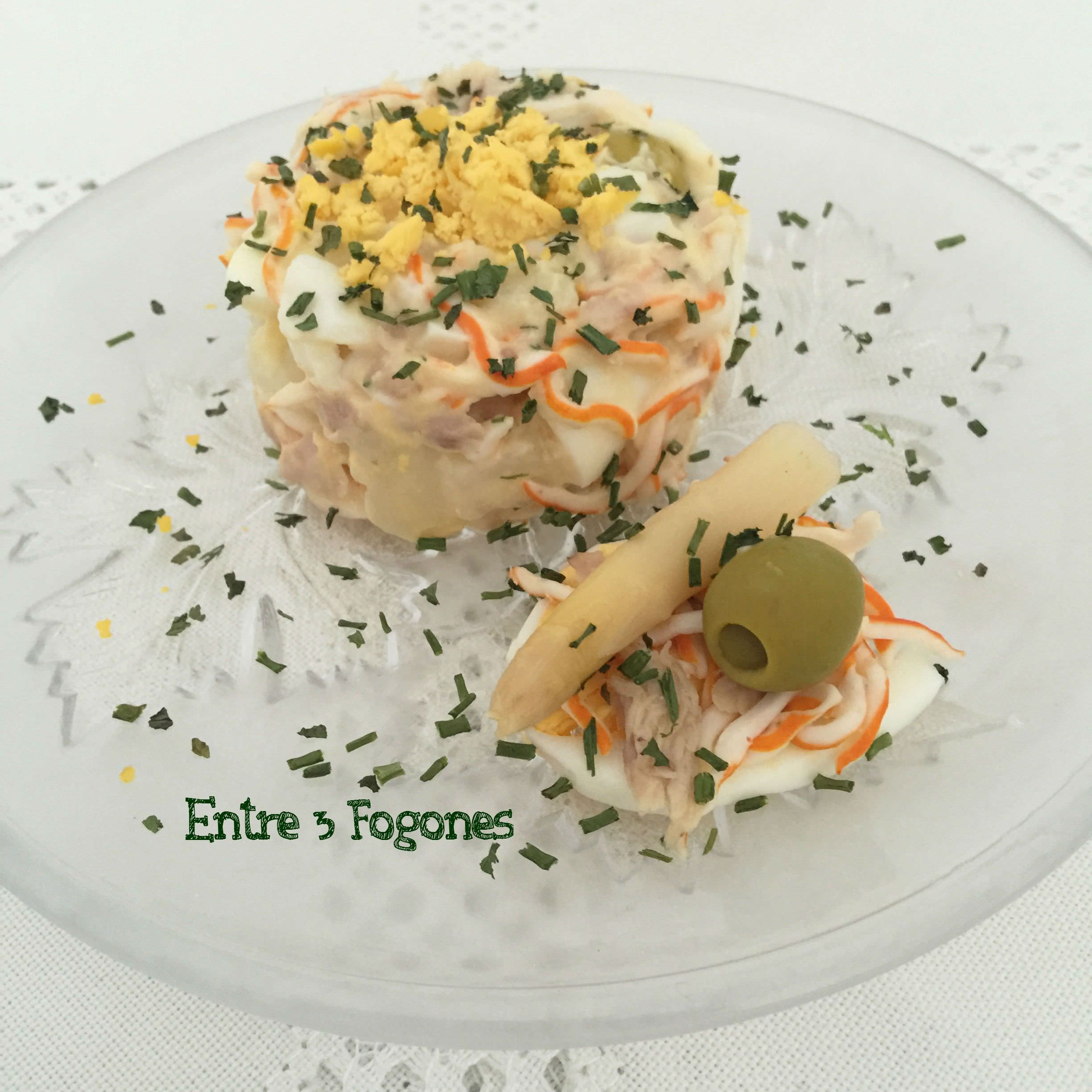 Photo of Ensaladilla de Surimi