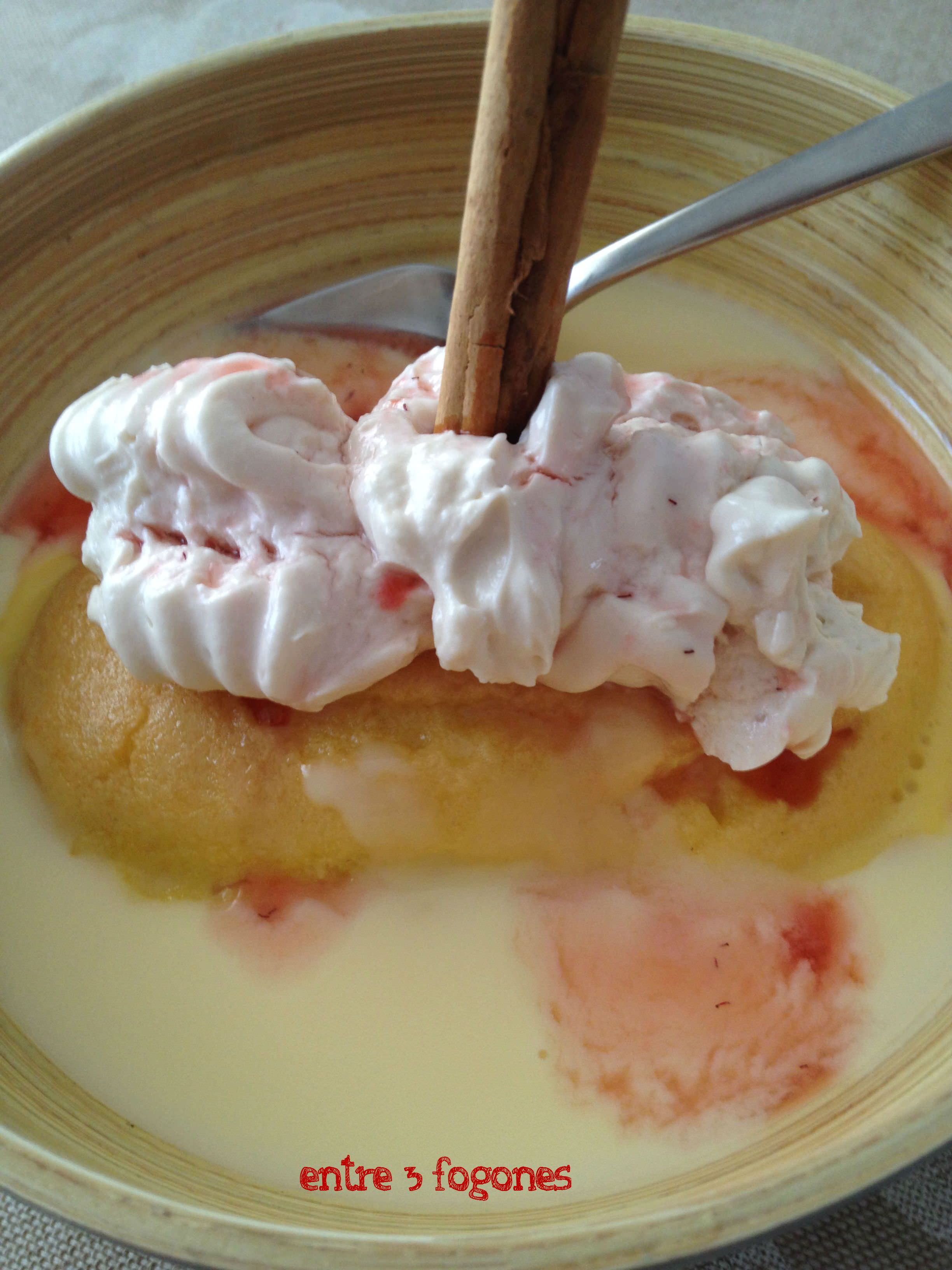 Photo of Natillas con Crema de Mascarpone
