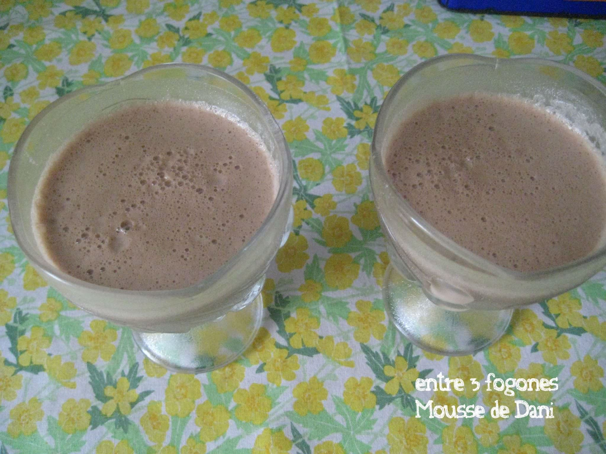 Photo of Mousse de Chocolate «Literario»