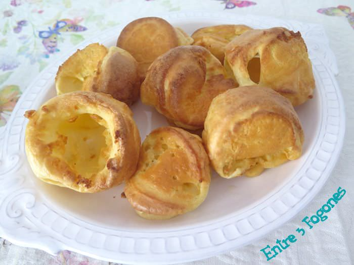 Photo of Yorkshire Puddings. Receta Británica
