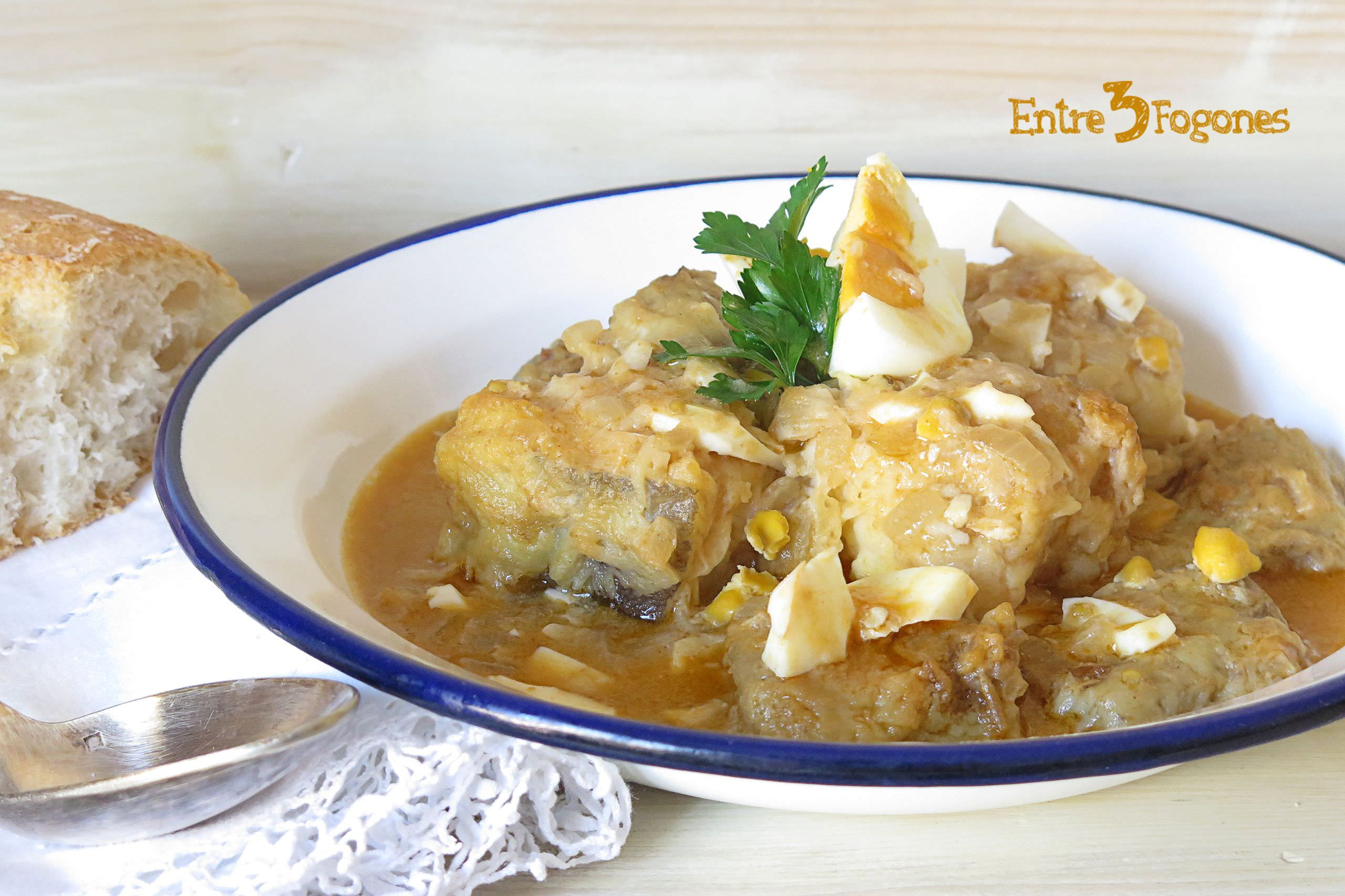 Photo of Guiso de Bacalao con Alcachofas