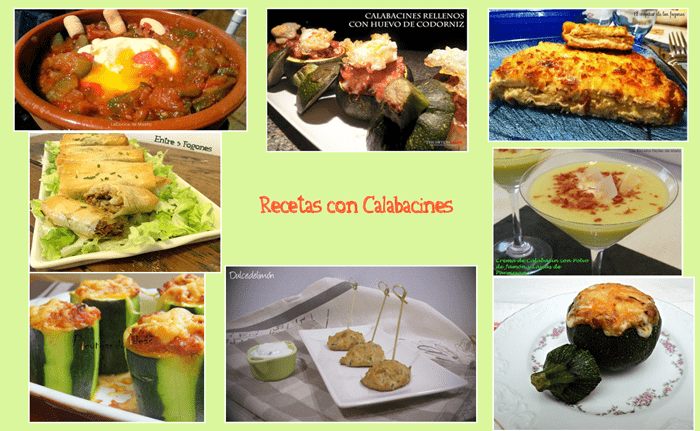 Photo of Recetas con Calabacín