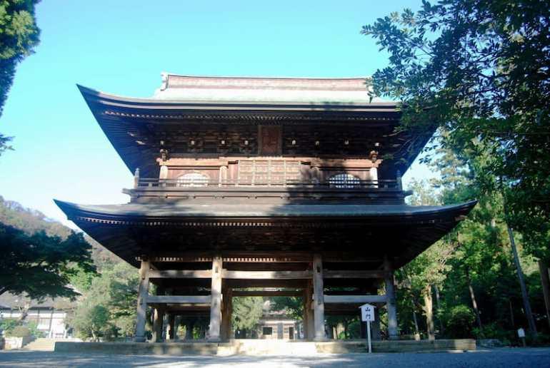 Templo Engaku-ji de Kamakura
