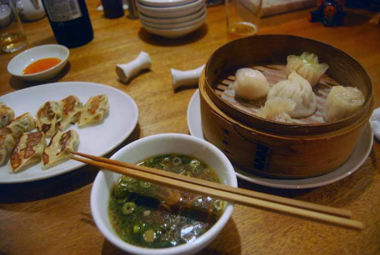 Restaurante en Kyoto