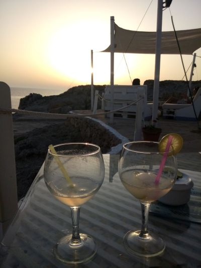 Sa Posta de Sol en Menorca
