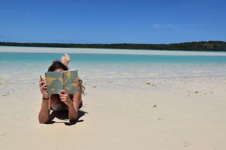 Ootu beach, la mejor playa de las Islas Cook