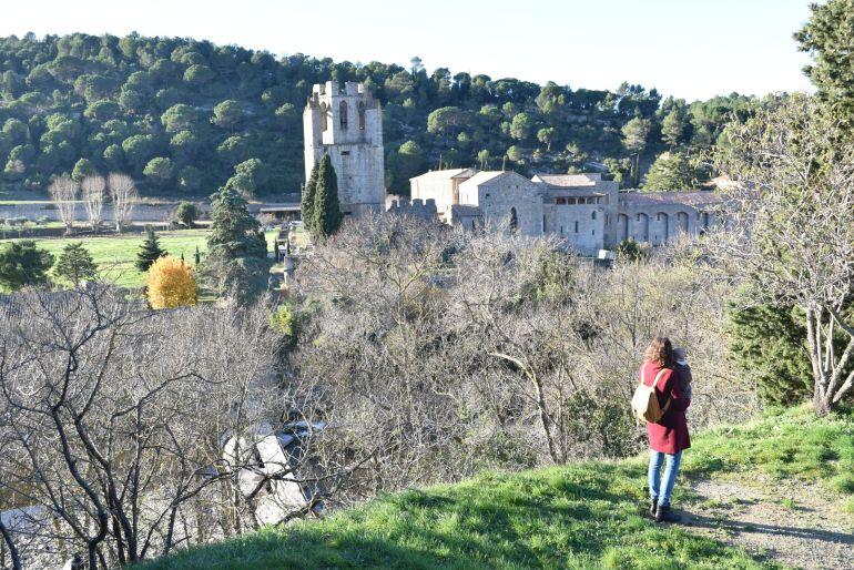 La Abadía de Lagrasse