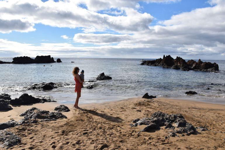 Playa Chica en Lanzarote
