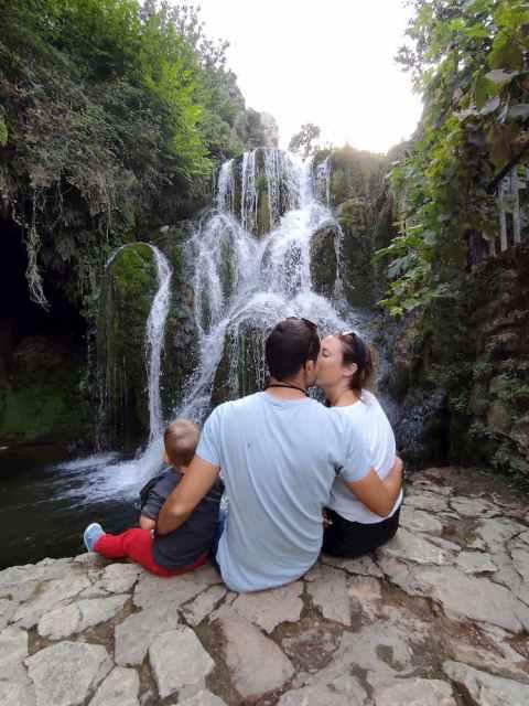 Ruta de las cascadas de Tobera