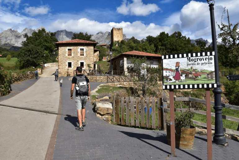 El pueblo de Heidi cerca de Potes, Cantabria.