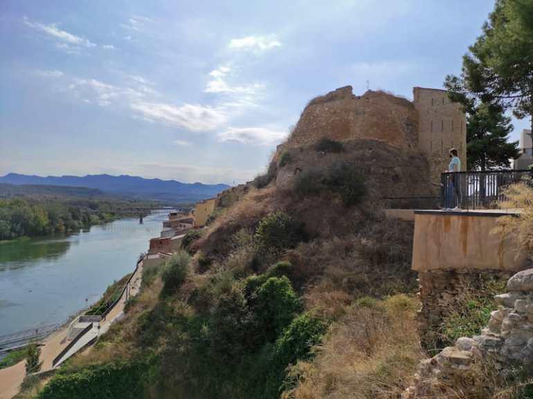 Castillo de Mora de Ebro