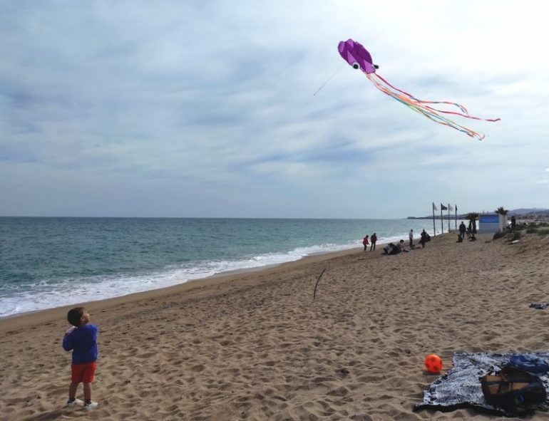 Playas de Malgrat de Mar