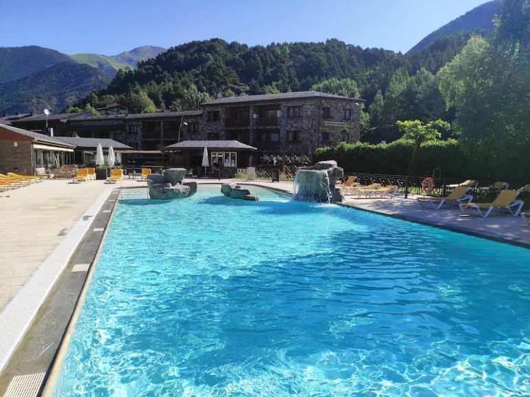 Donde alojarse en Andorra con niños en verano