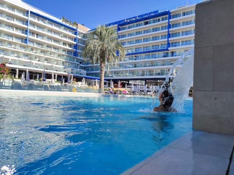 Hotel l'Azure Lloret de Mar