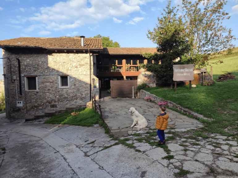 Casa rural en Aigüestortes, Vall de Boí