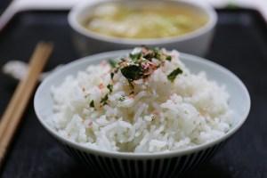Diététique chinoise riz