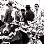 La Feria de Sevilla en los 70
