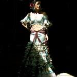 Rosalía Zahíno… puro espectáculo, pura flamenca…