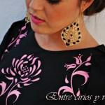 Trajes de flamenca con bordados