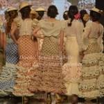 El valor de un traje de flamenca.