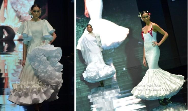 pedro bejar trajes de flamenca simof 2016