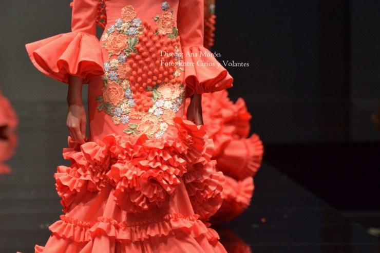 Ana moron trajes de flamenca simof 2016