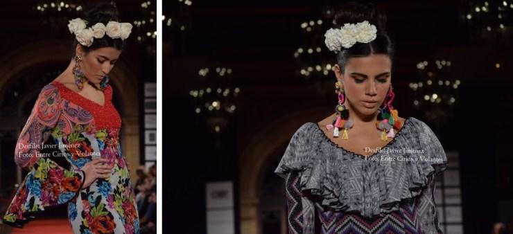 lamagora pendientes de flamenca