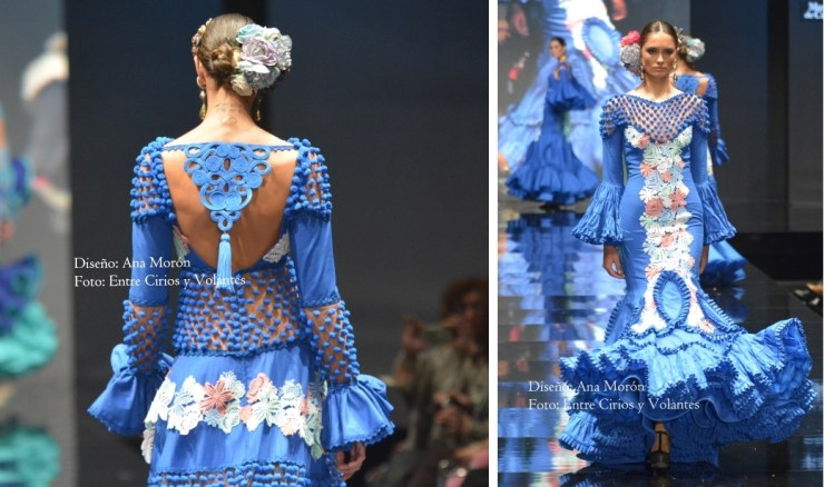 trajes de flamenca 2016 ana moron