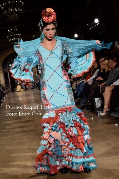 trajes de flamenca 2016 raquel teran