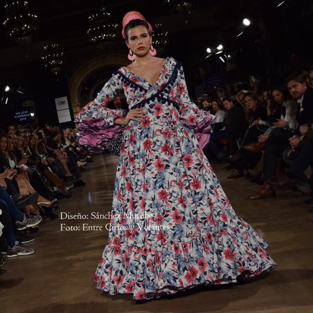 sanchez murube trajes de flamenca 2016
