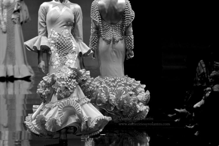 trajes de flamenca simof 2014 entre cirios y volantes (10)