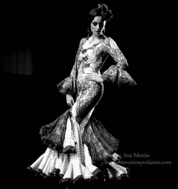 trajes de flamenca simof 2014 entre cirios y volantes (9)