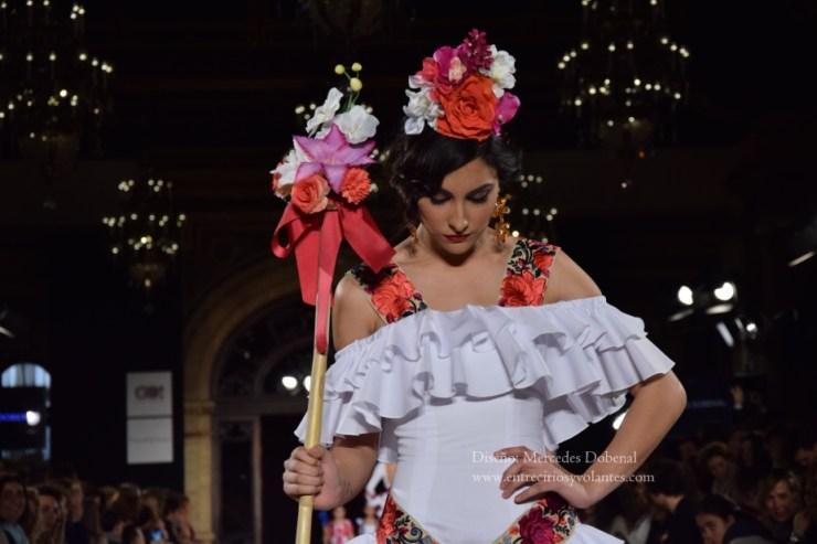 mangas de flamenca diferentes entre cirios y volantes (10)