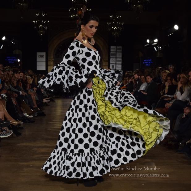 sanchez murube trajes de flamenca con vuelo