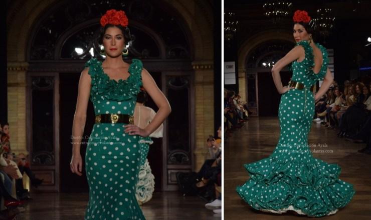 trajes de flamenca 2016 tendencias consolacion ayala (10)