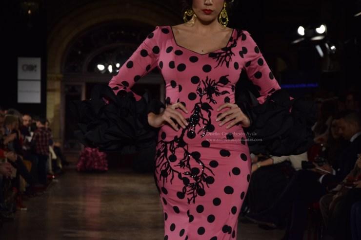 trajes de flamenca 2016 tendencias consolacion ayala (11)