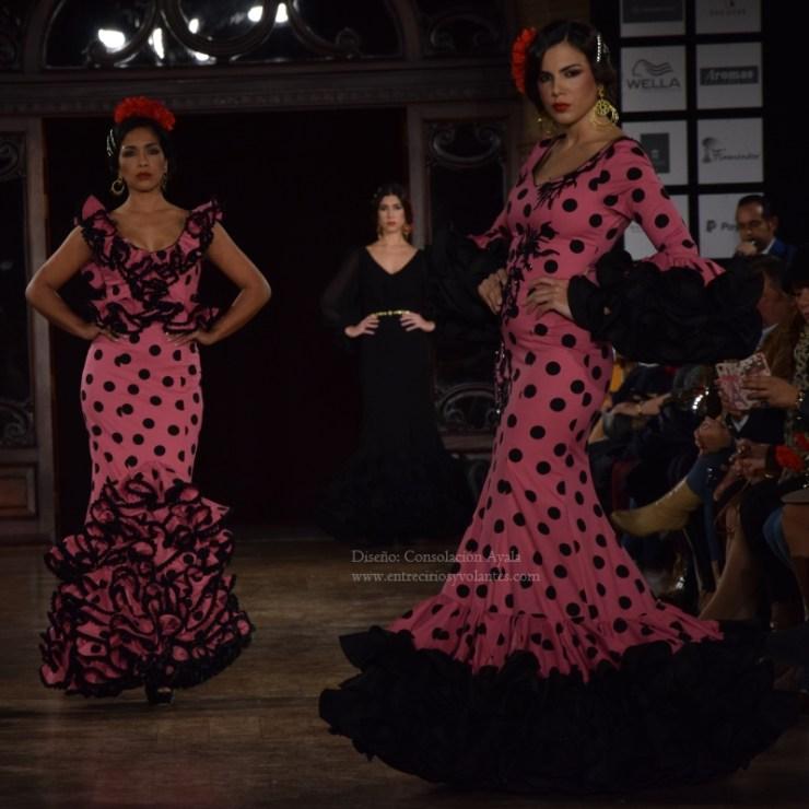 trajes de flamenca 2016 tendencias consolacion ayala (12)