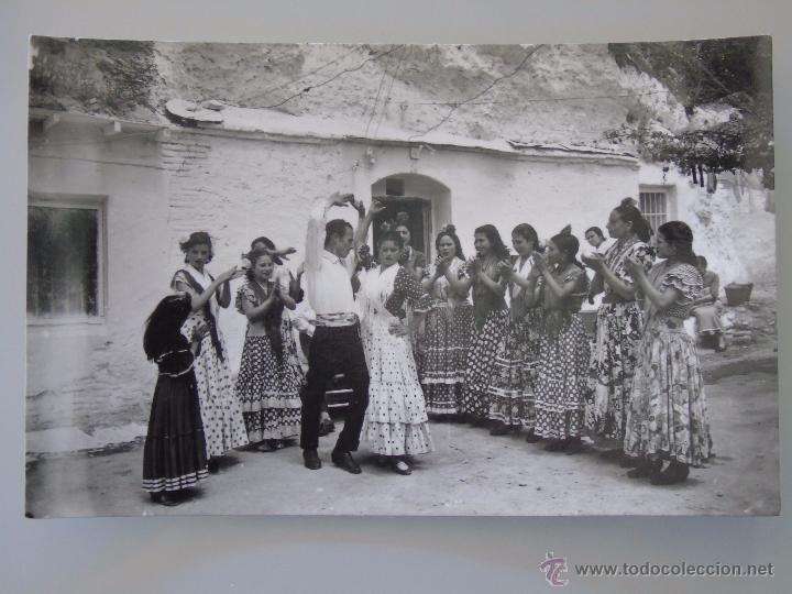 gitanas-del-sacromonte