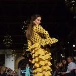 De colores: Trajes de flamenca amarillos 2017