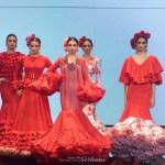 Tendencias 2019: 'Trajes de flamenca rojos'