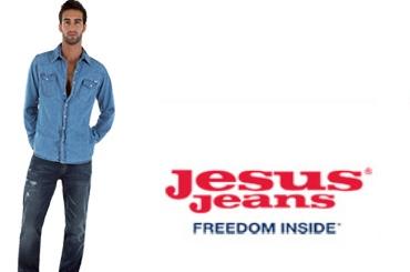 Jesus jeans - marca italiana