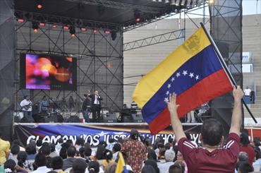 Dia Nacional de Oracion en Venezuela