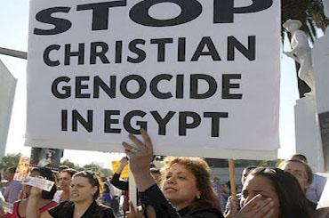 Cristiano decapitado en Egipto