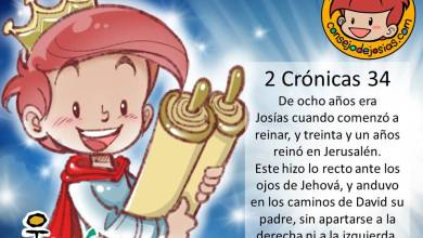 2 Crónicas 34