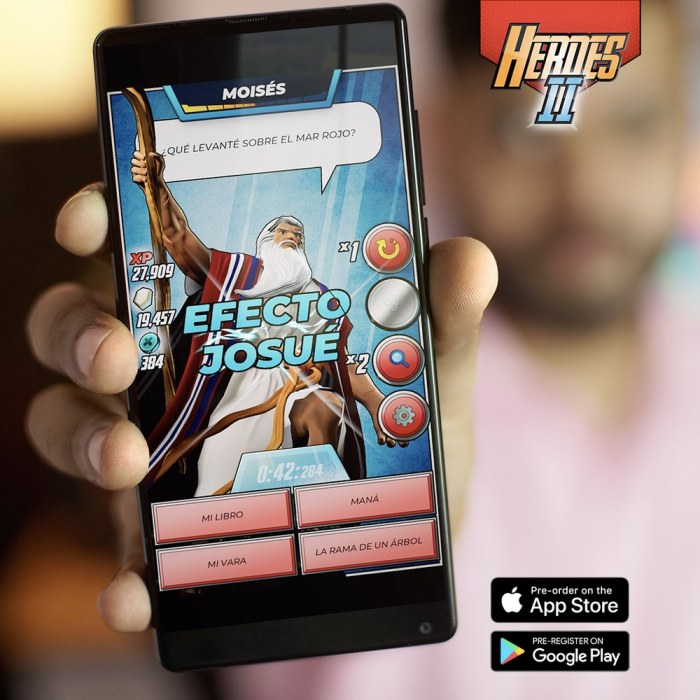 Heroes 2 contra el analfabétismo bíblico