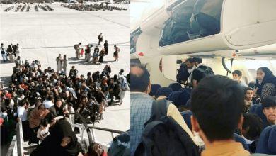 Evacuados 1500 cristianos