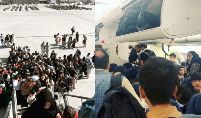Evacuados 5100 cristianos y personas vulnerables de Afganistán