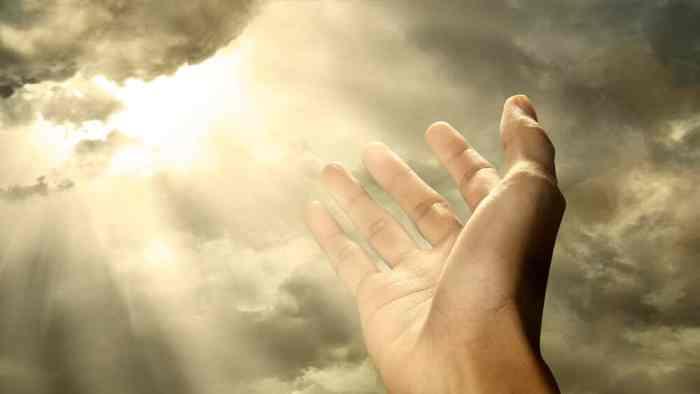Ora con efectividad enfatizando en la promesa de Dios