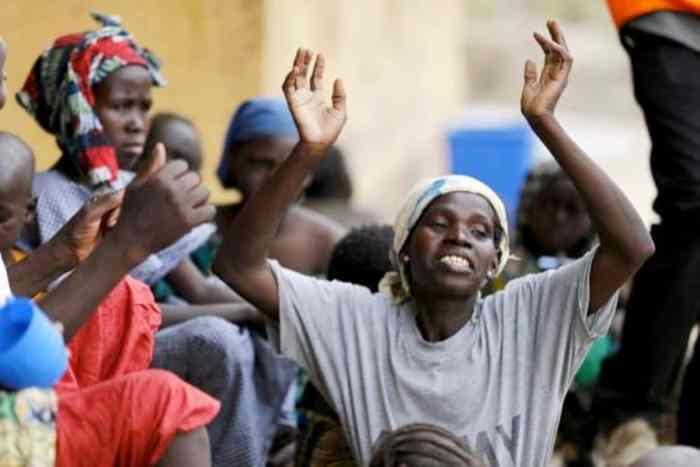 Miembros de los fulani mataron decenas de cristianos en Nigeria el pasado mes de Agosto