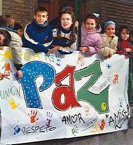 La paz, los valores y la escuela